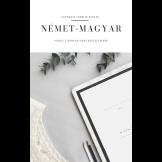 Német-Magyar automata fordító szótár