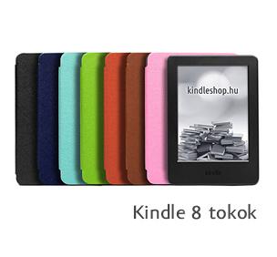 Kindle 8 tokok